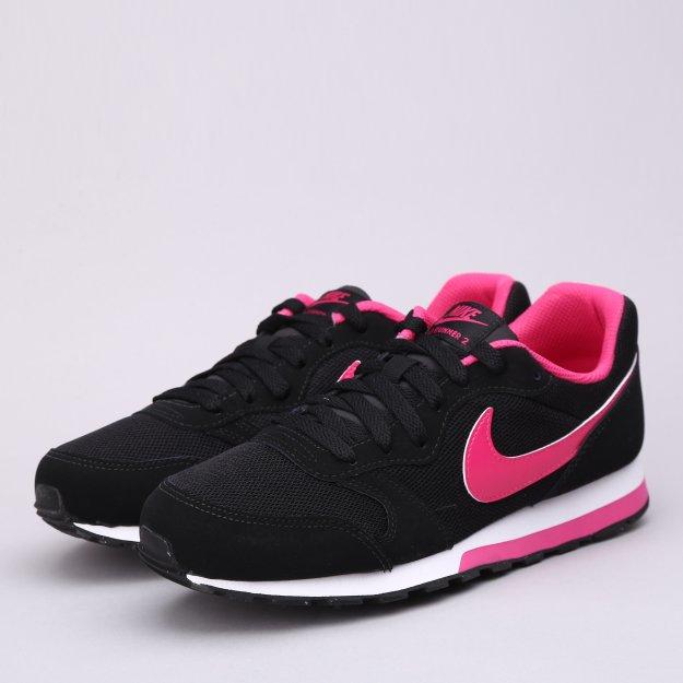 Кроссовки Nike Girls' Md Runner 2 (Gs) Shoe - MEGASPORT