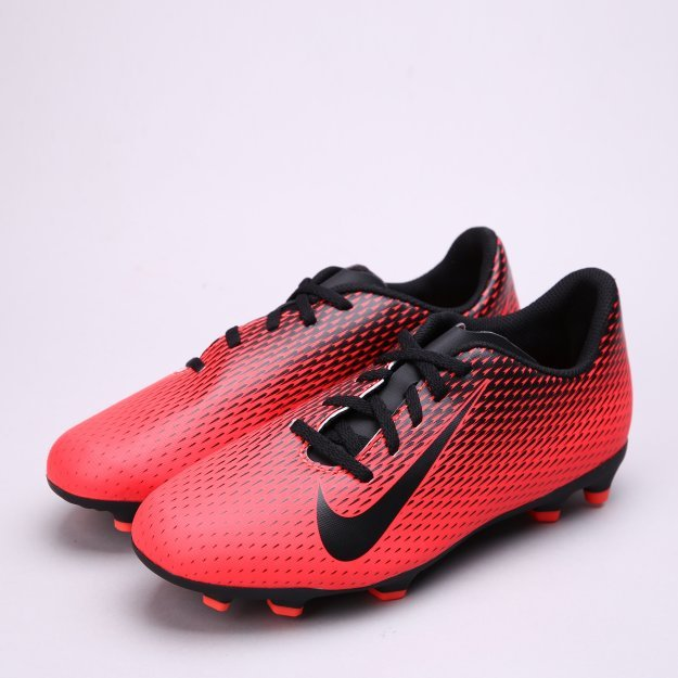 Бутсы Nike Kids' Jr. Bravata Ii (Fg) Firm-Ground Football Boot - MEGASPORT