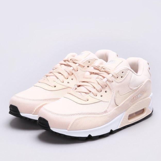 Кроссовки Nike Women's Air Max 90 Leather Shoe - MEGASPORT