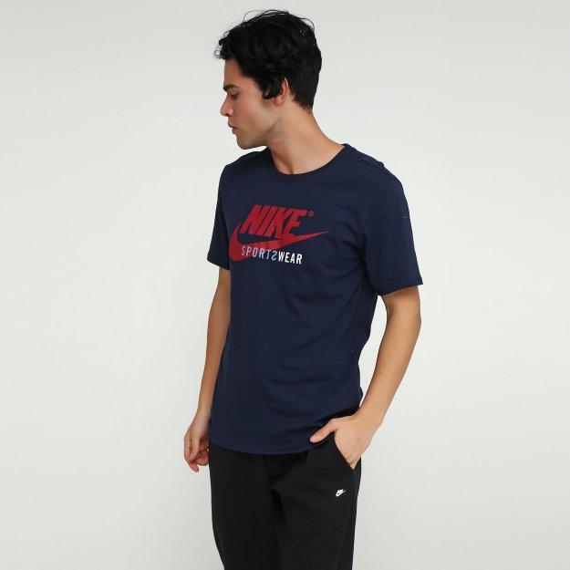 Футболка Nike M Nsw Tee Futura Sw - MEGASPORT