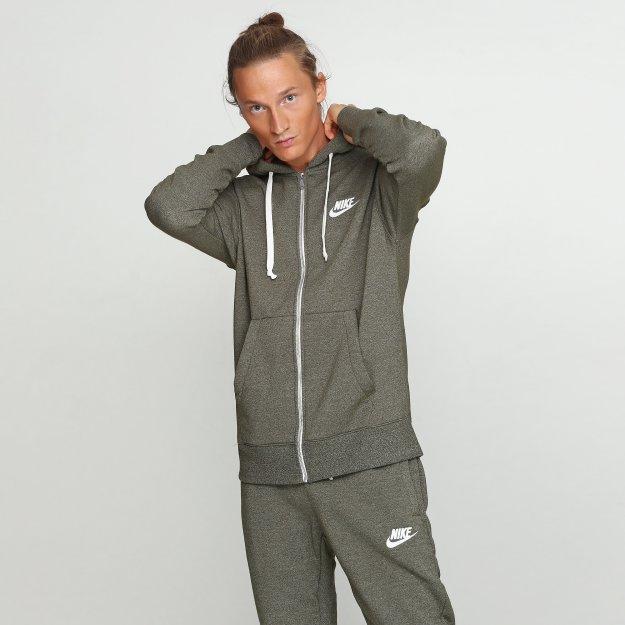 Кофта Nike M Nsw Heritage Hoodie Fz - MEGASPORT
