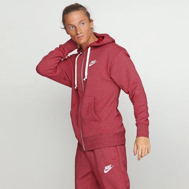 Кофта Nike M Nsw Heritage Hoodie Fz - 112845, фото 1 - інтернет-магазин MEGASPORT