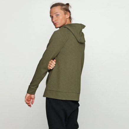 Кофта Nike M Nsw Optic Hoodie Fz - 112856, фото 3 - інтернет-магазин MEGASPORT