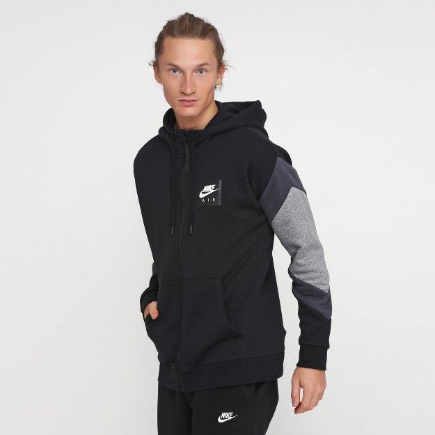 Кофта Nike M Nsw Air Hoodie Fz Flc - MEGASPORT