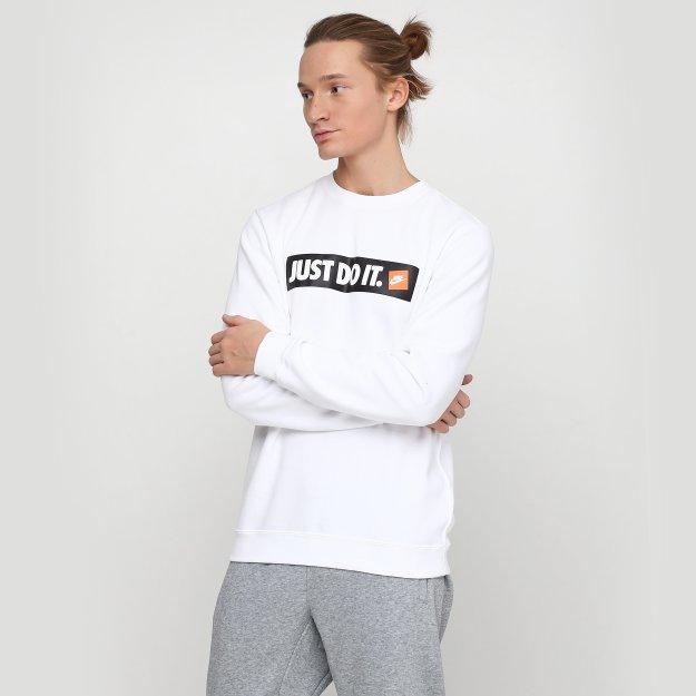 Кофта Nike M Nsw Hbr Crw Flc - MEGASPORT