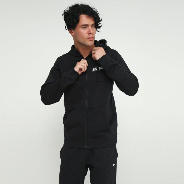 Кофта Nike M Nsw Hbr Hoodie Fz Flc - MEGASPORT