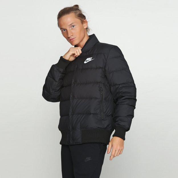 Пуховик Nike M Nsw Dwn Fill Bombr - 112873, фото 1 - интернет-магазин MEGASPORT
