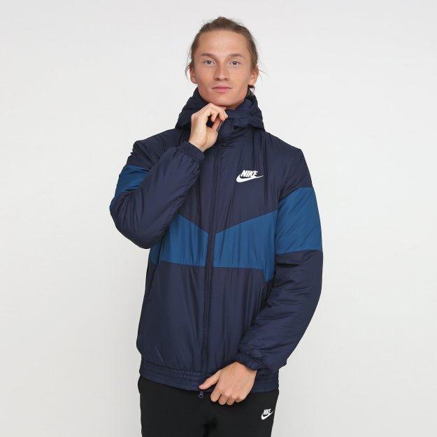 Куртка Nike M Nsw Syn Fill Jkt Hd - MEGASPORT