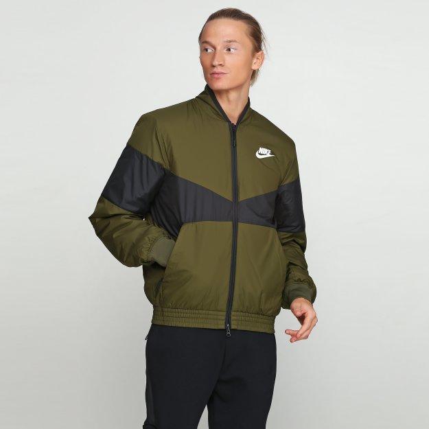 Пуховик Nike M Nsw Syn Fill Bombr Gx - 112941, фото 1 - интернет-магазин MEGASPORT