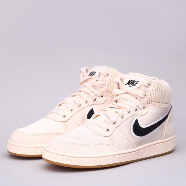 Кеды Nike Ebernon Mid Premium - MEGASPORT