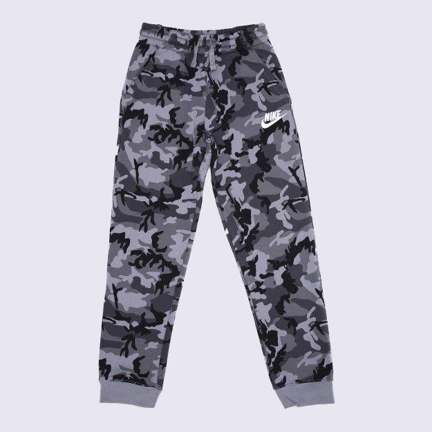 Спортивнi штани Nike B Nsw Club Fleece Jogger Aop - MEGASPORT