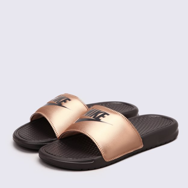 "Сланці Nike ""Women's Benassi """"Just Do It."""" Sandal"" - MEGASPORT"