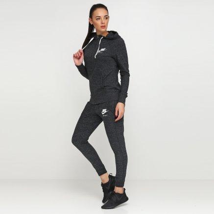 Кофта Nike W Nsw Gym Vntg Hoodie Fz - 108552, фото 2 - інтернет-магазин MEGASPORT