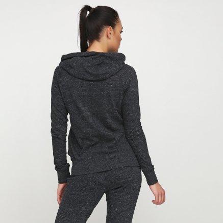 Кофта Nike W Nsw Gym Vntg Hoodie Fz - 108552, фото 3 - інтернет-магазин MEGASPORT