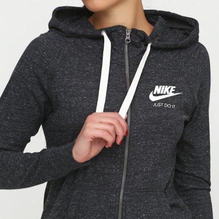Кофта Nike W Nsw Gym Vntg Hoodie Fz - 108552, фото 5 - інтернет-магазин MEGASPORT