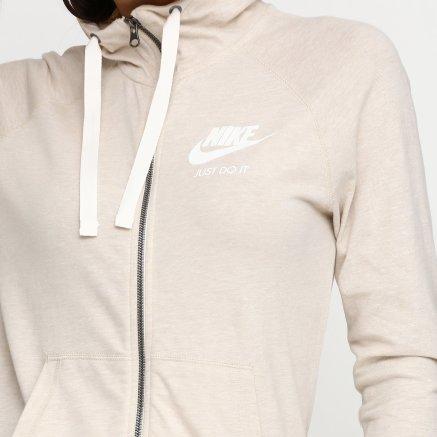 Кофта Nike W Nsw Gym Vntg Hoodie Fz - 114535, фото 5 - інтернет-магазин MEGASPORT