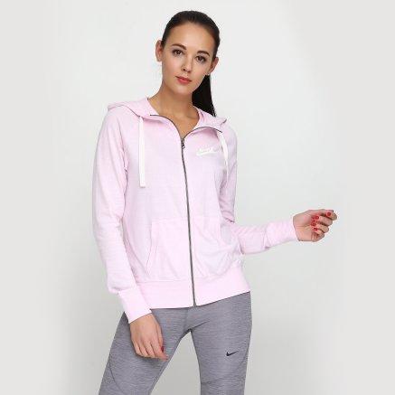 Кофта Nike W Nsw Gym Vntg Hoodie Fz - 114721, фото 1 - интернет-магазин MEGASPORT