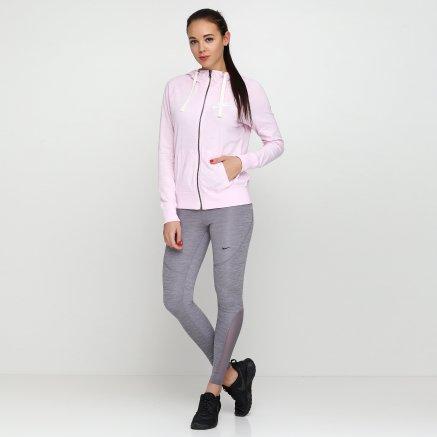 Кофта Nike W Nsw Gym Vntg Hoodie Fz - 114721, фото 2 - интернет-магазин MEGASPORT