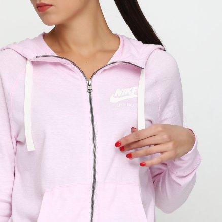 Кофта Nike W Nsw Gym Vntg Hoodie Fz - 114721, фото 4 - интернет-магазин MEGASPORT