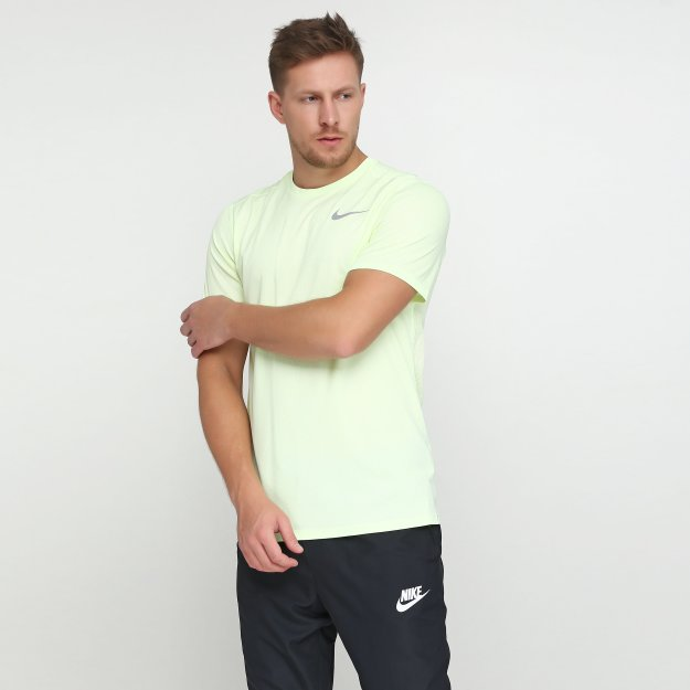 Футболка Nike M Nk Df Brthe Run Top Ss - MEGASPORT