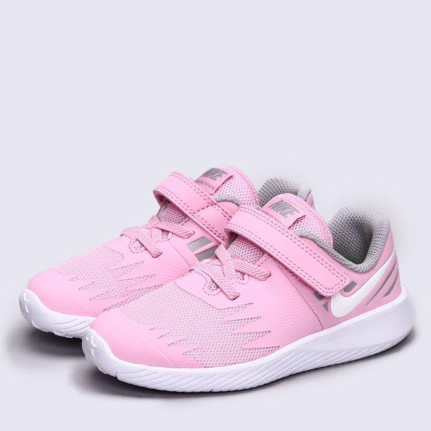 Кросівки Nike Girls' Star Runner (Td) Toddler Shoe - MEGASPORT