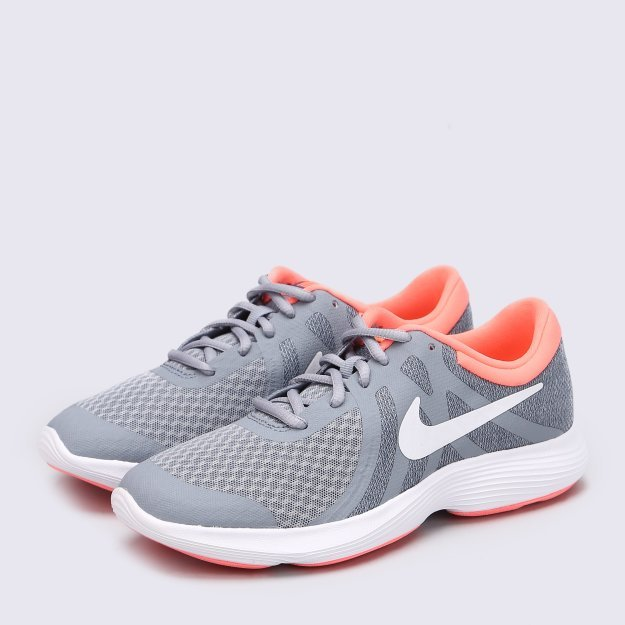 Кроссовки Nike Girls' Revolution 4 (Gs) Running Shoe - MEGASPORT