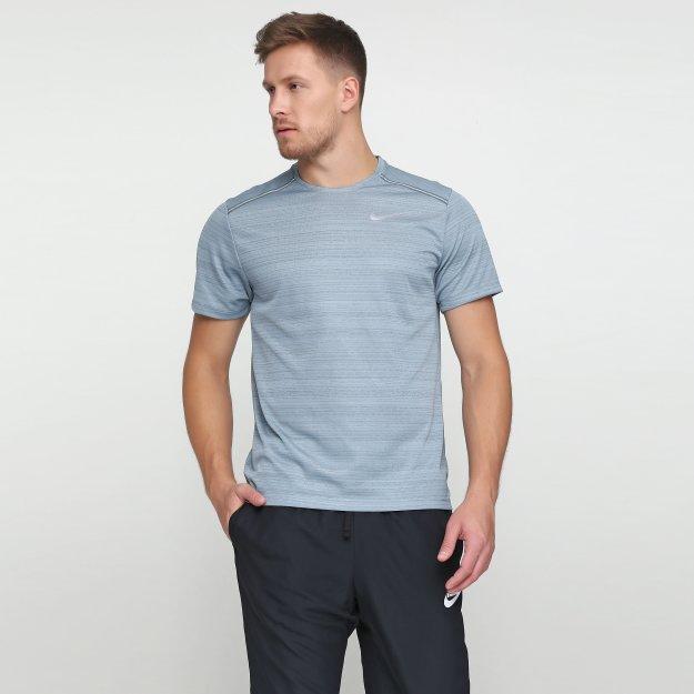 Футболка Nike M Nk Dry Miler Top Ss - MEGASPORT