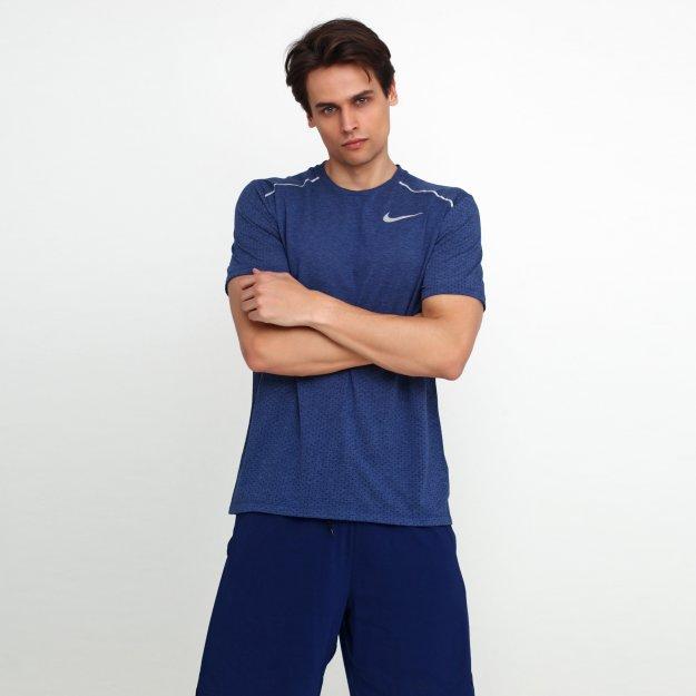 Футболка Nike M Nk Brthe Rise 365 Ss - MEGASPORT