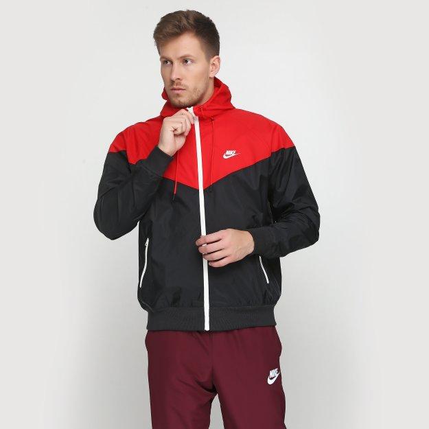 Кофта Nike M Nsw He Wr Jkt Hd - MEGASPORT