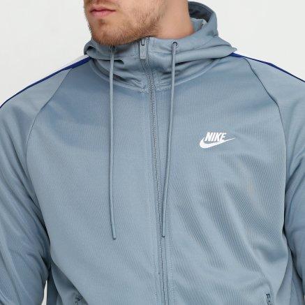 Кофта Nike M Nsw He Hoodie Fz Tribute - 117751, фото 4 - интернет-магазин MEGASPORT