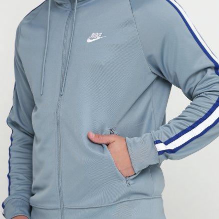 Кофта Nike M Nsw He Hoodie Fz Tribute - 117751, фото 5 - интернет-магазин MEGASPORT