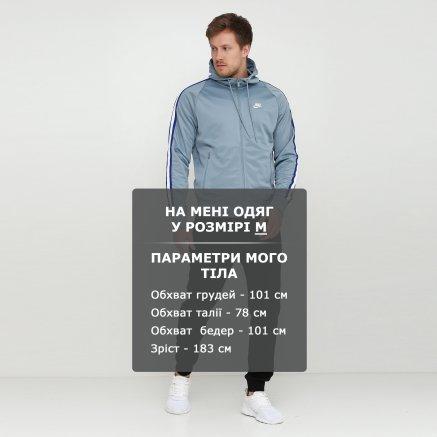 Кофта Nike M Nsw He Hoodie Fz Tribute - 117751, фото 6 - интернет-магазин MEGASPORT