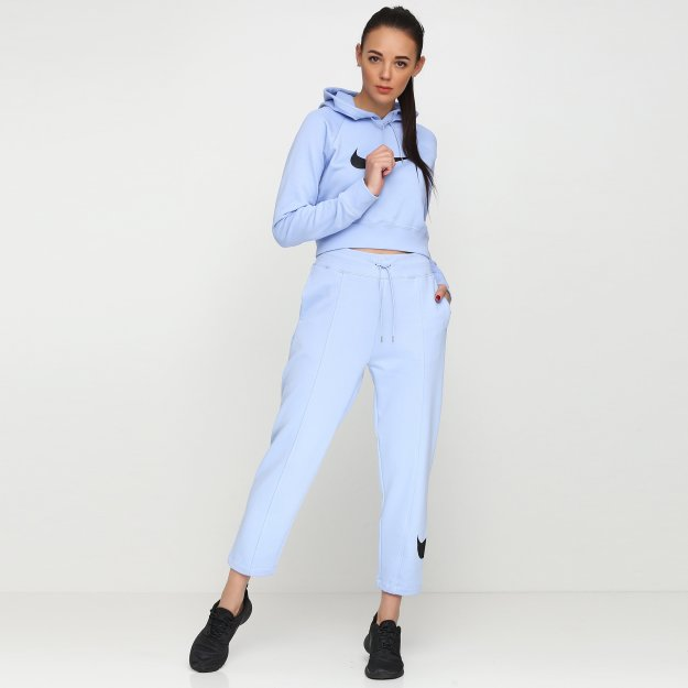 Спортивные штаны Nike W Nsw Swsh Pant Ft - 114572, фото 1 - интернет-магазин MEGASPORT