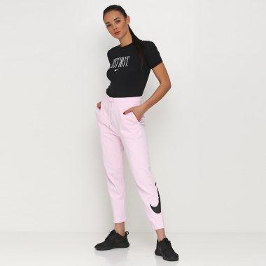 Спортивные штаны nike W Nsw Swsh Pant Ft - 114573, фото 1 - интернет-магазин MEGASPORT