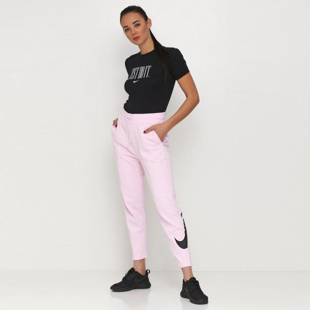 Спортивнi штани Nike W Nsw Swsh Pant Ft - 114573, фото 1 - інтернет-магазин MEGASPORT