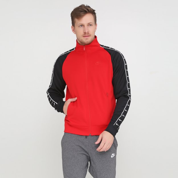 Кофта Nike M NSW HBR JKT PK STMT - MEGASPORT