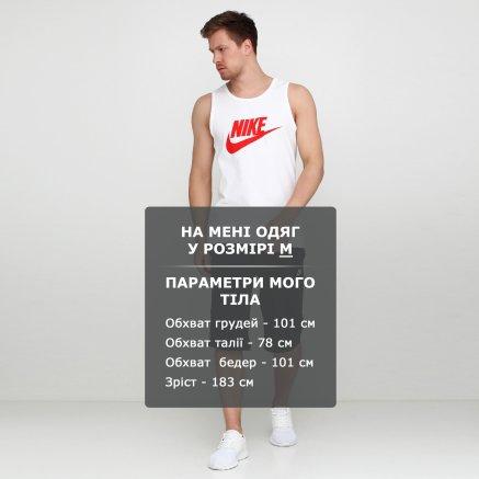 Майка Nike M Nsw Tank Icon Futura - 117696, фото 6 - интернет-магазин MEGASPORT
