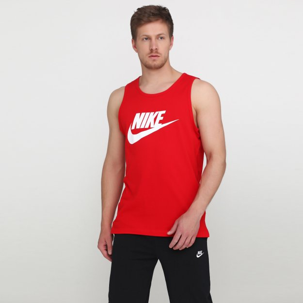 Майка Nike M Nsw Tank Icon Futura - MEGASPORT