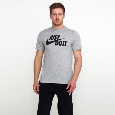 Футболки nike M Nsw Tee Just Do It Swoosh - 114823, фото 1 - интернет-магазин MEGASPORT