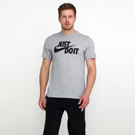 Футболка Nike M Nsw Tee Just Do It Swoosh - 114823, фото 1 - интернет-магазин MEGASPORT