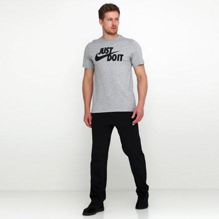 Футболка Nike M Nsw Tee Just Do It Swoosh - 114823, фото 2 - интернет-магазин MEGASPORT
