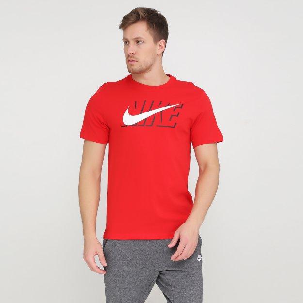 Футболка Nike M NSW TEE BLK CORE - MEGASPORT