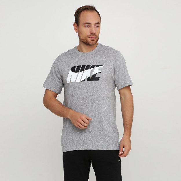 Футболка Nike M Nk Dry Tee Dfc Nike Block - MEGASPORT