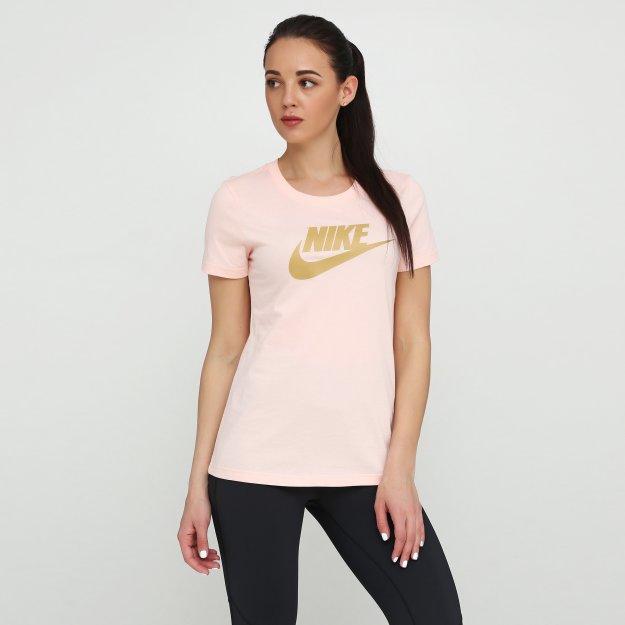 Футболка Nike W Nsw Tee Essntl Icon Futura - MEGASPORT
