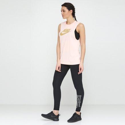 Майка Nike W Nsw Tank Essntl Mscl Futura - 114859, фото 2 - интернет-магазин MEGASPORT