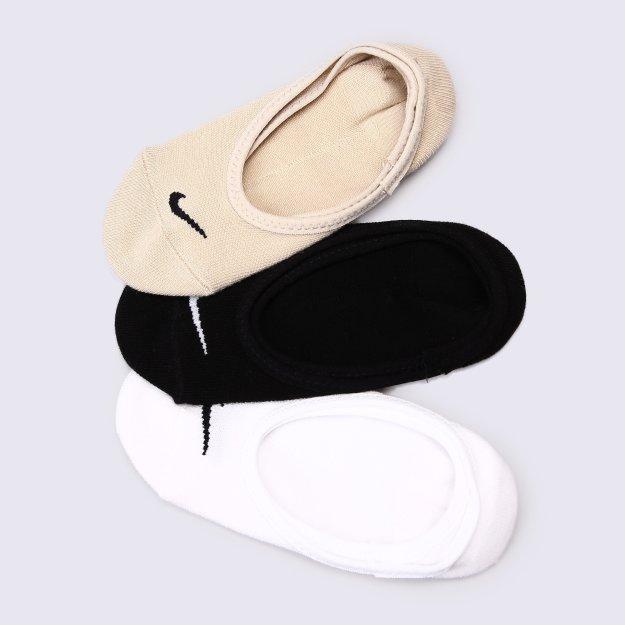 Носки Nike Women's Nike Everyday Lightweight Footie Training Sock (3 Pair) - MEGASPORT