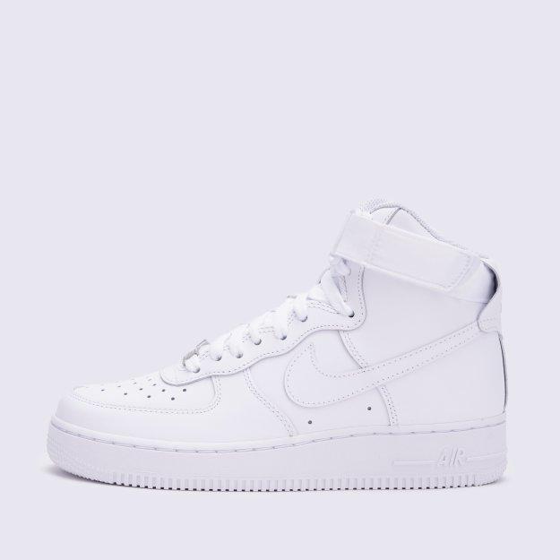 Кеды Nike Women's Nike Air Force 1 High Shoe - MEGASPORT