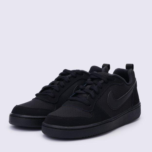 Кроссовки Nike Boys' Court Borough Low (Gs) Shoe - MEGASPORT