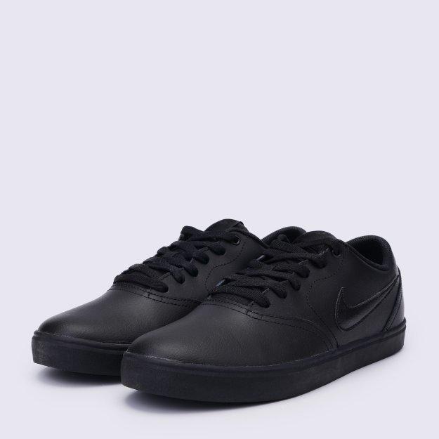 Мокасины Nike Men's Sb Check Solarsoft Skateboarding Shoe - MEGASPORT