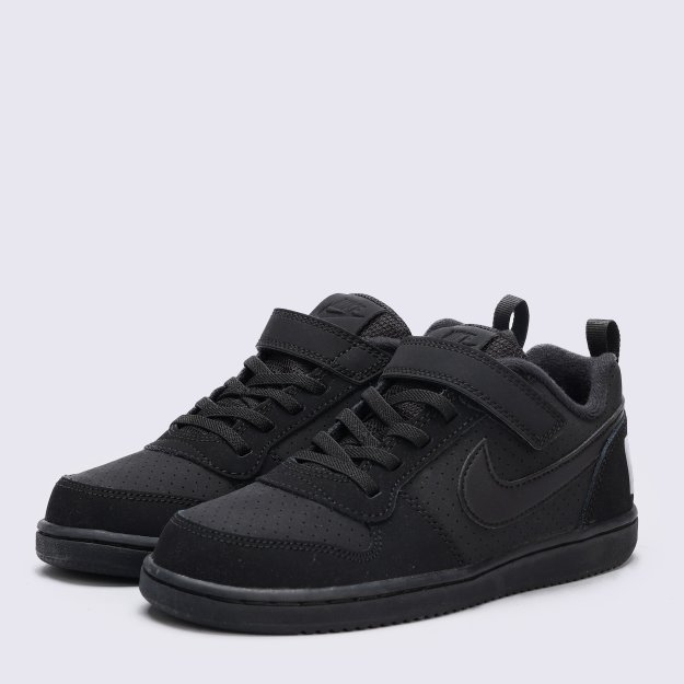 Кеды Nike Boys' Court Borough Low (Psv) Pre-School Shoe - MEGASPORT